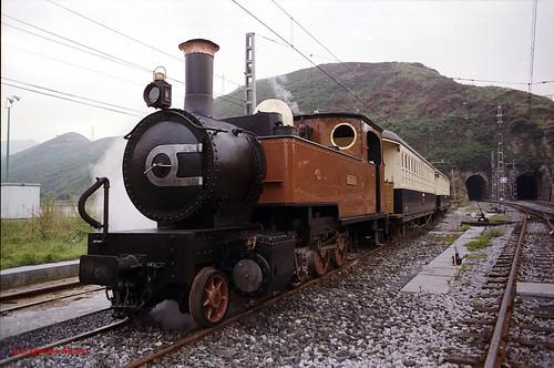 Lutxana  4-9-1993  -  Centenario de la línea Las Arenas-Plentzia