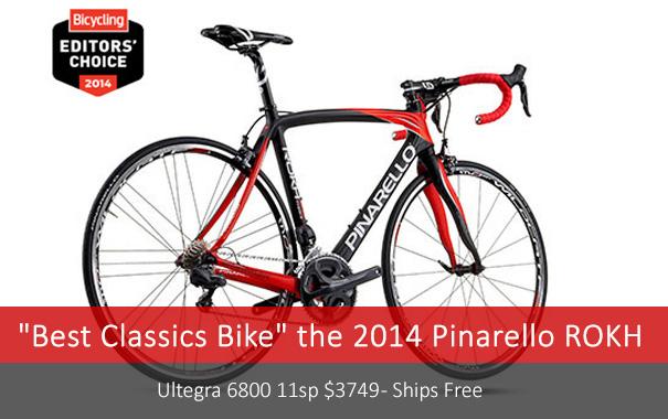 Pinarello ROKH T2 2014 $3749