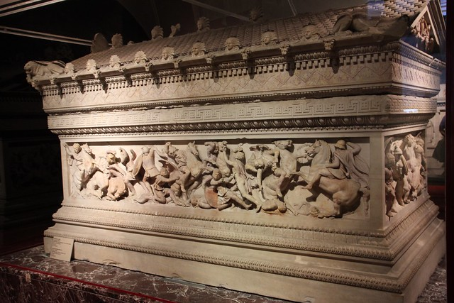 112 -  İstanbul Arkeoloji Müzesi