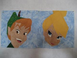 Peter Pan & Tinker Bell 1