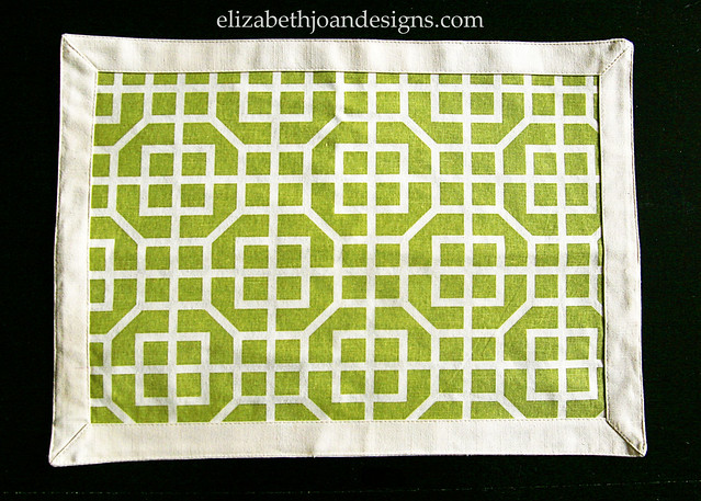 Placemat Pillow 2