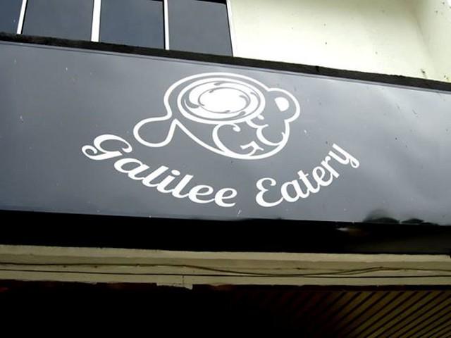 Galilee Eatery