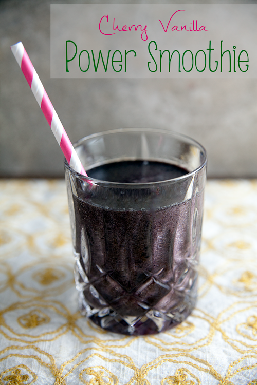 Cherry-Vanilla-Power-Smoothie