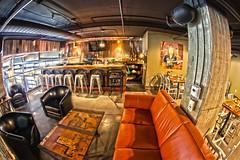 HCEL - mezzanine bar