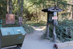 Castle Rock State Park Trailhead