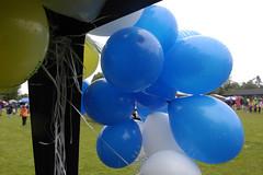 balloon, blue,