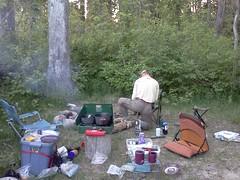 backyard(0.0), yard(0.0), pond(0.0), adventure(1.0), recreation(1.0), outdoor recreation(1.0), picnic(1.0), camping(1.0),