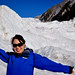 Me and the Glacier! by strawberrylee