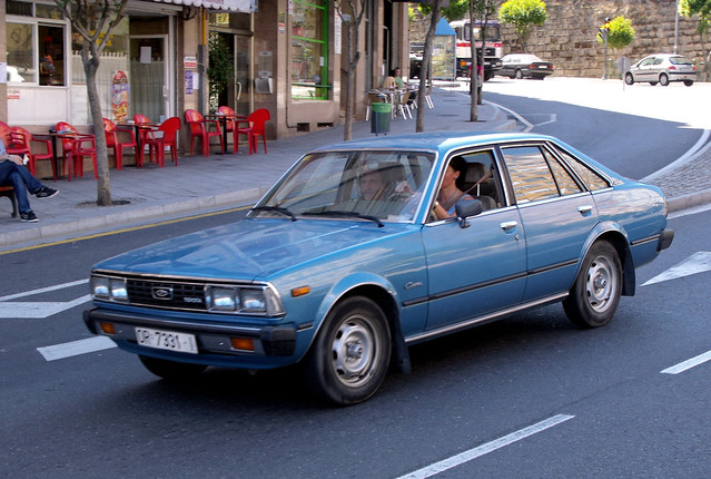 1980 Toyota Corona Liftback GL | Flickr - Photo Sharing!