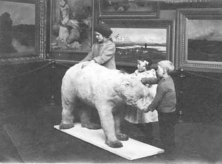 'Seeing' a Polar Bear