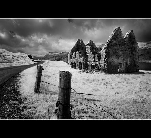 Loch Assynt Remains