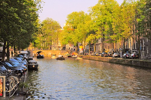 street travel sunset holland netherlands amsterdam snapshot streetshot 随拍 荷兰 阿姆斯特丹 0119