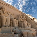 Abu Simbel Temple - Luxor and Aswan, Egypt