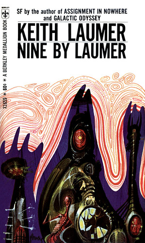 Nine by Laumer