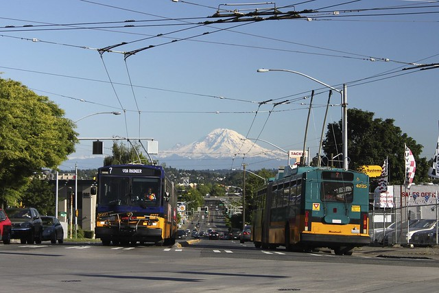 The 7 & Mount Rainier