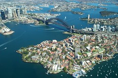 port, bird's-eye view, sea, bay, harbor, channel, cityscape, residential area, artificial island, aerial photography, marina, infrastructure,