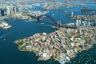 Αυστραλία: Australia, Sydney Harbour Bridge by Rodney Haywood