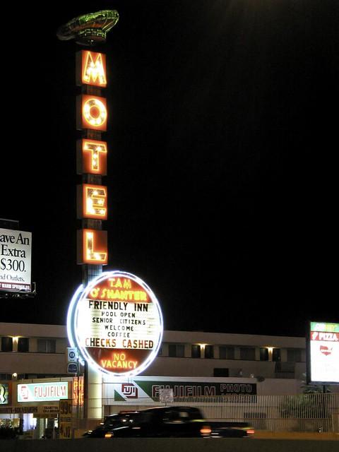 Tam O'Shanter Motel, Las Vegas