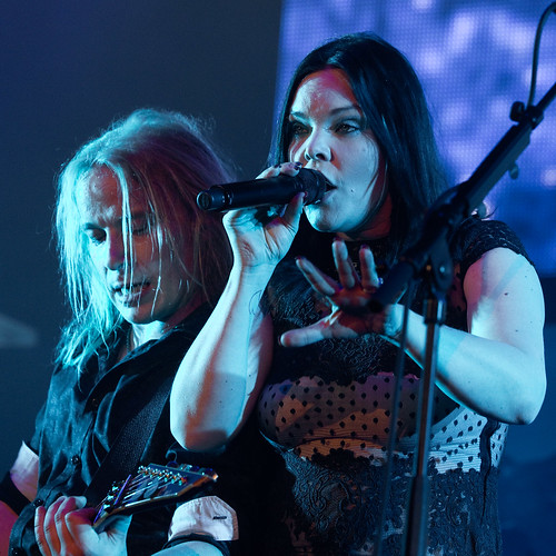 Nightwish @ Hallenstadion - Zurich