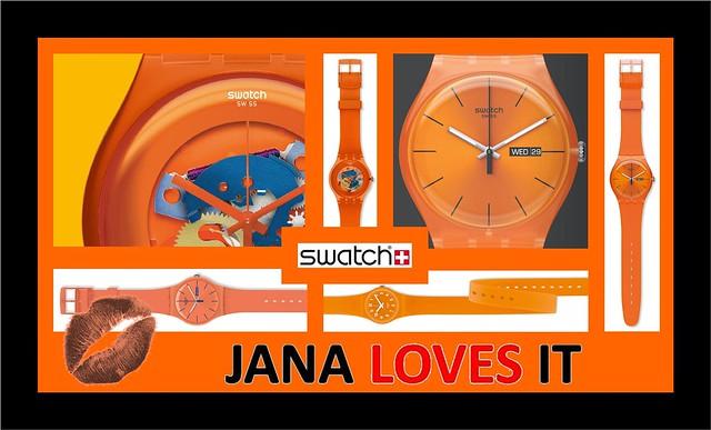 Naranja - Swatch