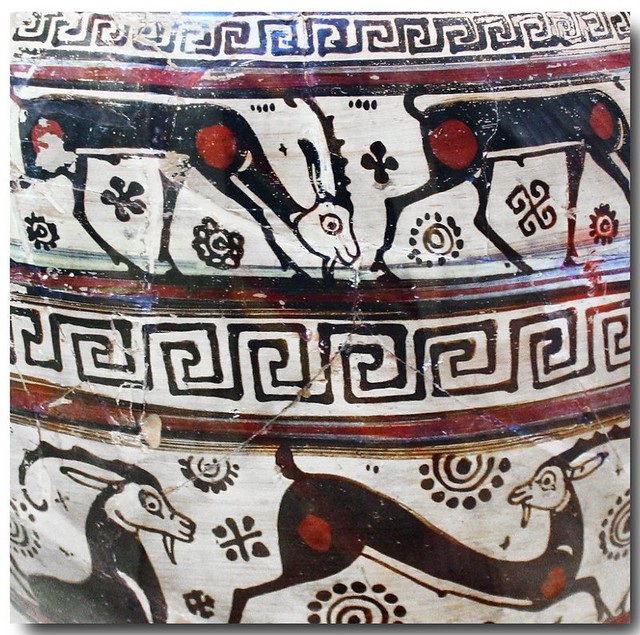 Ancient greek pottery decoration 30 flickr photo sharing for Ancient greek pottery decoration