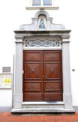 'Birgittinessen klooster' Maasstraat Weert