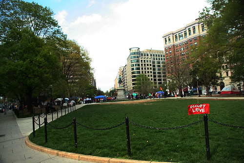 Occupy DC, March 31, 2012