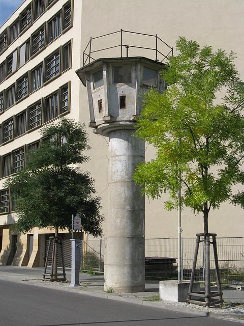observation tower on erna berger stra e berlin mitte flickr photo sharing. Black Bedroom Furniture Sets. Home Design Ideas
