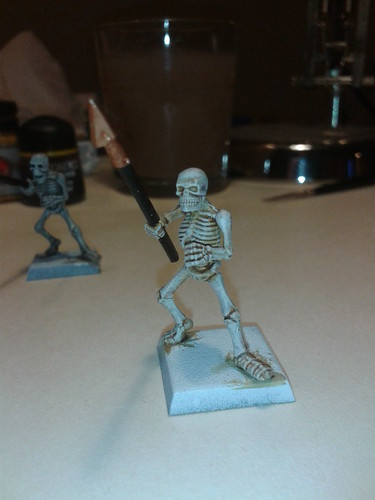 Skeleton - New Paints