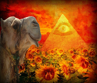 'EGYPTIAN DREAMS!' {with My Eye & 19 Hidden ethyl's & 2 Hidden Fiends!}
