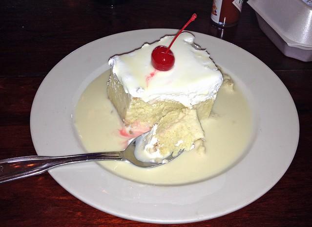 Square Cake Servings