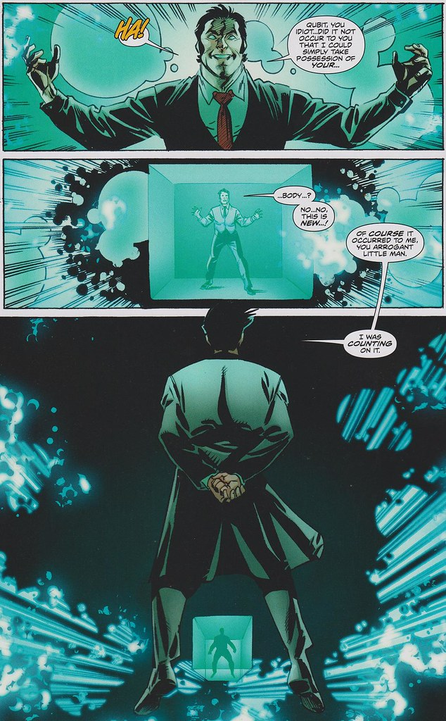 irredeemable #36