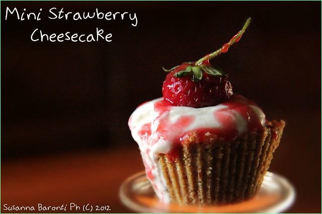 ministrawberrycheesecake