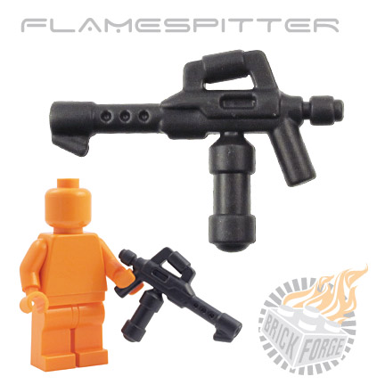 Flamespitter - Carbon