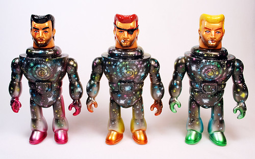 Front view Cosmic Squadron