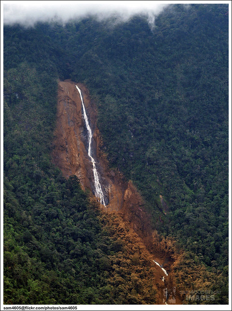 The force of Nature: Kadamaian Waterfall @ Kinabalu
