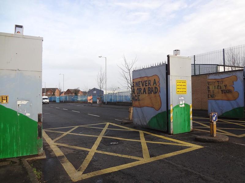 Belfast uma cidade dividida