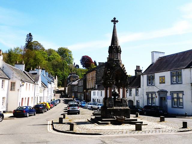 Atholl Fountain, Dunkeld