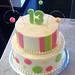 13th Bday Cake - <span>www.cupcakebite.com</span>