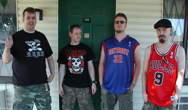 20 Bulls Each. Detroit, 2007.