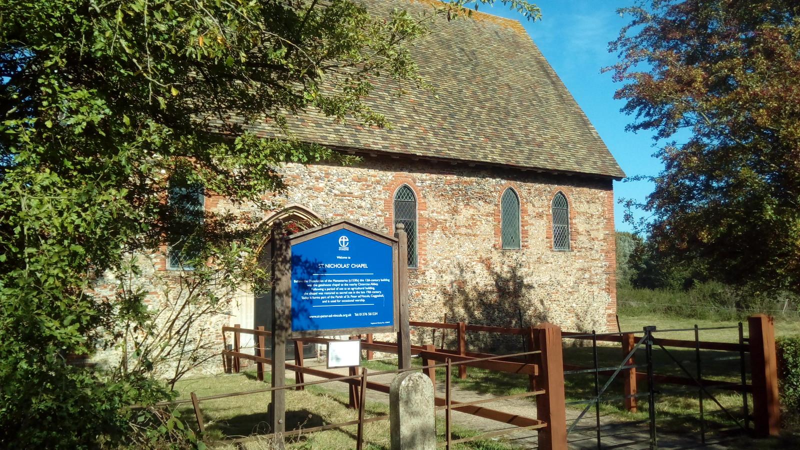 St. Nicholas Chapel