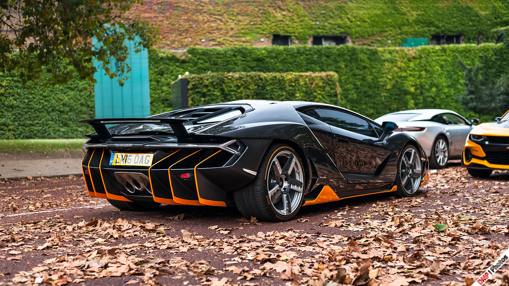 Centenario Even Without Tons Of Cgi Effects It Looks A Bit Flickr
