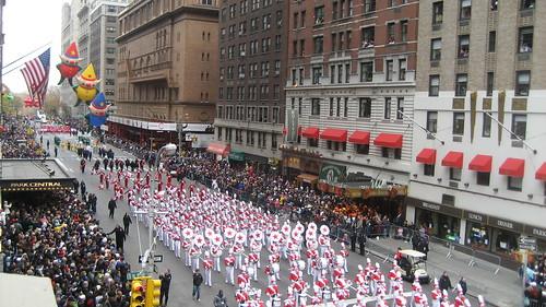 thanksgiving parade 2010