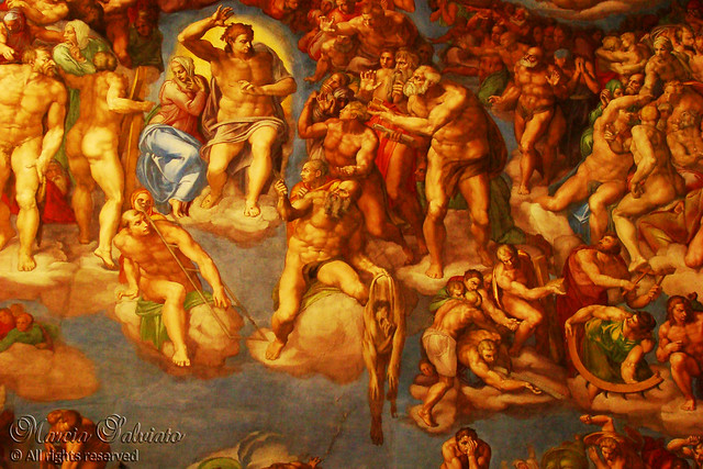 The Last Judgment (Michelangelo) | Flickr - Photo Sharing!