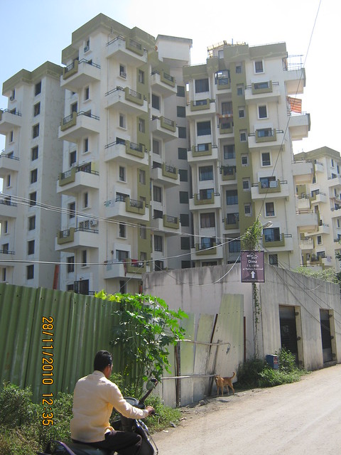 Mont Vert Dieu - 2 BHK - 3 BHK Flats - next to Balaji Temple - on Pashan Sus Road - Pune 411 021
