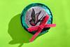 Green Tattoo Bird Brooch Buy it on <a