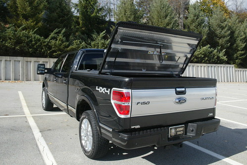 FORD F150 PLATINUM EDITION