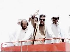 Shaheed Habib Jalib, Shaheed Nooruddin Mengal and Sardar Akhtar Mengal