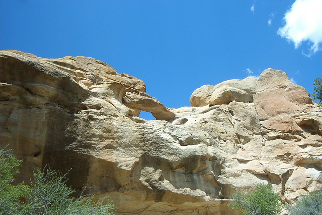 New Mexico Natural Arch NM-77