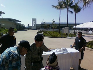 Image of Pearl Harbor Visitor Center near 'Aiea. hawaii paradise waikiki oahu honolulu